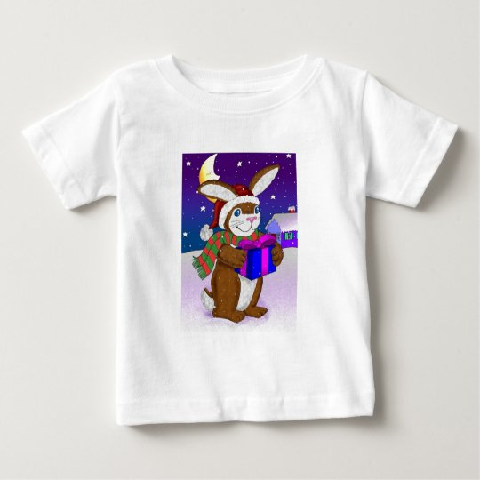 snow bunny baby T-Shirt