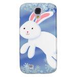 Snow Bunny Galaxy S4 Cover