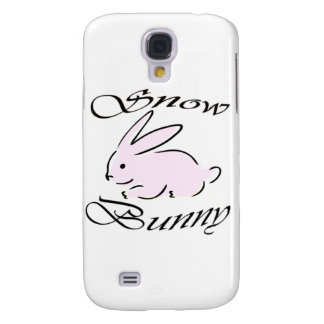 Snow Bunny Galaxy S4 Cover