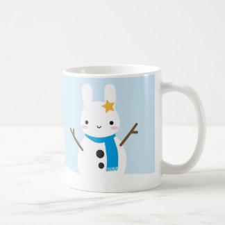 Snow Bunny & Snow Panda Coffee Mug