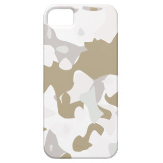 Snow Camouflage iPhone SE/5/5s Case
