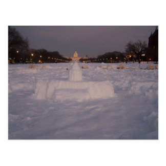 Snow Capitol Post Cards