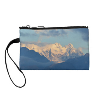 Snow Capped Dolomites Coin Wallet