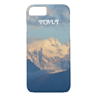 Snow Capped Dolomites iPhone 7 Case