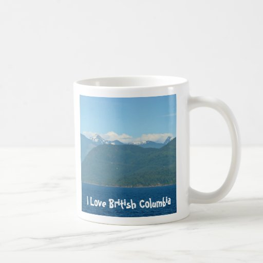 Snow Capped Mountains & Sea Mugs