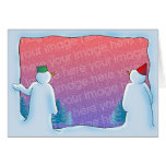 Snow Cave Greeting Cards