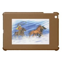 Snow Chase Cover For The iPad Mini