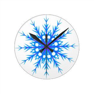 Snow clock