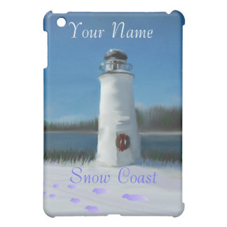 Snow Coast Cover For The iPad Mini
