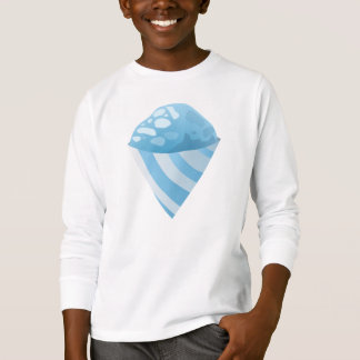 snow cone berries fruit food sweets happy peace T-Shirt