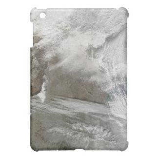 Snow cover encircles Bo Hai iPad Mini Covers