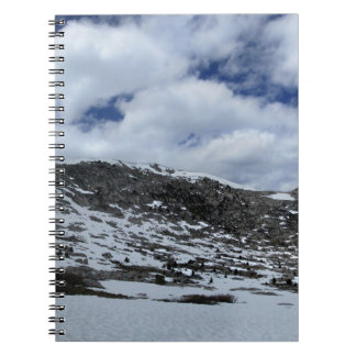 Snow Covered Donahue Pass - John Muir TraIl Notebook
