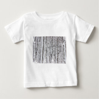 Snow Covered Forest #2.jpg Baby T-Shirt