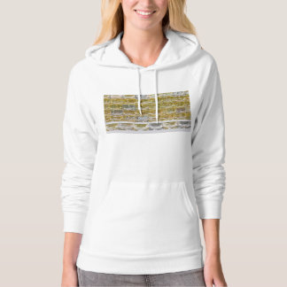 Snow Covered Lobster Traps In Maine Hoodie