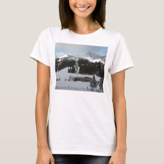 Snow covered mountains T-Shirt