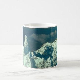 Snow Covered Swiss Alps Coffee Mug