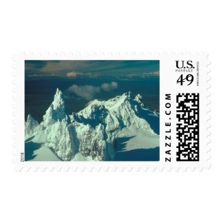 Snow Covered Swiss Alps Postage