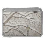 Snow Covered Tree 2 MacBook Air Sleeve
