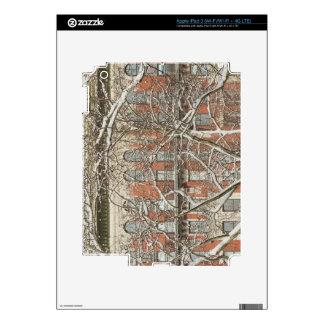 Snow Covered Tree iPad 3 Decals