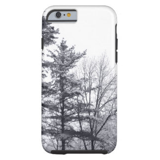 Snow-covered Trees: Vertical iPhone 6 Tough case
