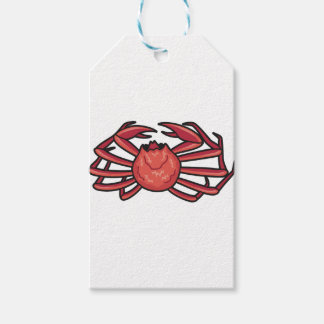 Snow Crab Gift Tags