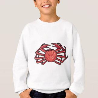 Snow Crab Sweatshirt