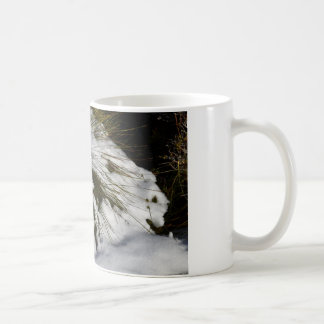 SNOW CRADLE MOUNTAIN TASMANIA AUSTRALIA COFFEE MUG