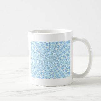 Snow Crystal Kladescope Coffee Mug