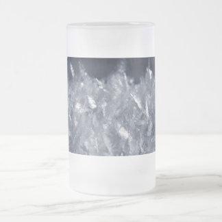 Snow Crystals Mug