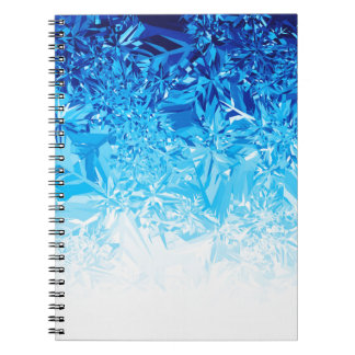 Snow Crystals Notebook