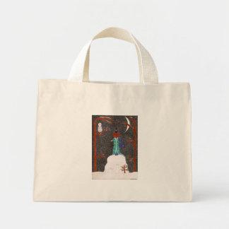 Snow Dachshund Bag