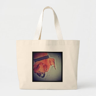 Snow Day 20x20 Large Tote Bag