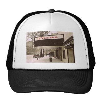 Snow Day At The Cinema Trucker Hat