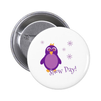 Snow Day Buttons