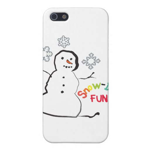 Snow-Day Fun iPhone 5 Covers