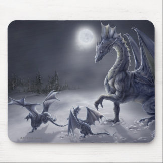 Snow Day Mousepad