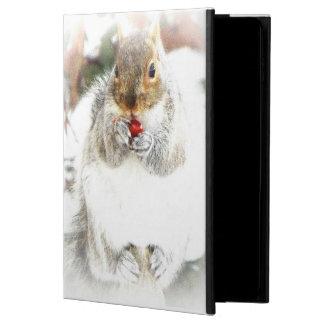 Snow days squirrel iPad air 2 case