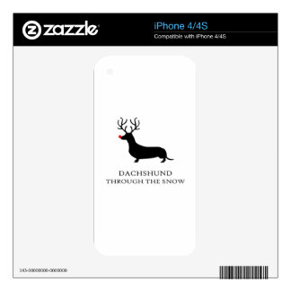 snow design cute skins for iPhone 4S