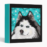 Snow Dog binder