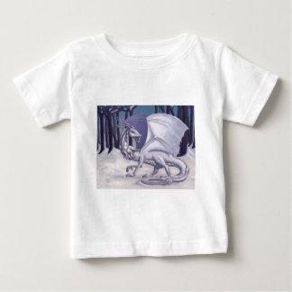 Snow Dragon Baby T-Shirt