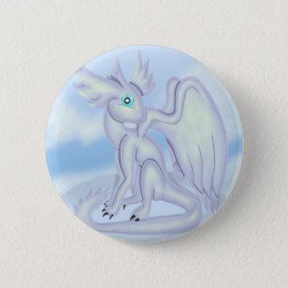 Snow Dragon Button