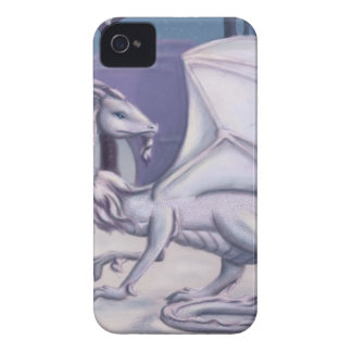 Snow Dragon iPhone 4 Covers