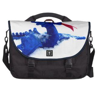 Snow Dragon Laptop Commuter Bag