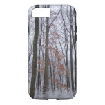 Snow Dusted Forest Winter Landscape Photography iPhone 7 Case