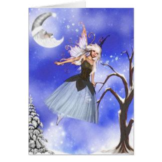 Snow Fairy Card