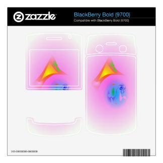 Snow Fairy BlackBerry Decals