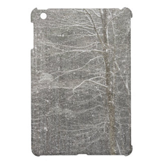 Snow Falling iPad Mini Cover