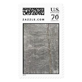Snow Falling Postage