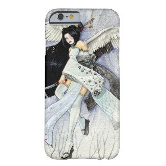 Snow & Feathers Geisha iPhone 6 case