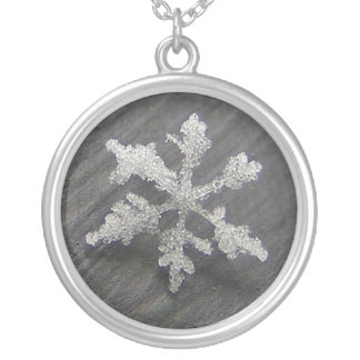 Snow Flake 44 ~ necklace